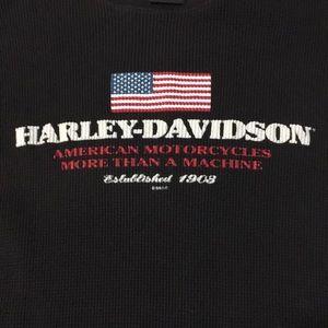 Harley-Davidson Long John Long Sleeve M